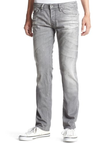 Gas Men's 35114034020320 Morrison W813 Boot Cut Jeans Grey (W813 W813) 30/34