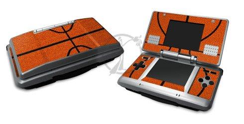 Basketball Design Decorative Protector Skin Decal Sticker for Nintendo DS