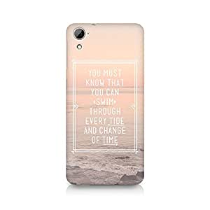 Mobicture Time Changes Premium Printed Case For HTC Desire 820