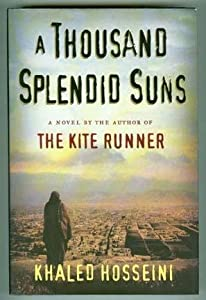 "Cover of ""A Thousand Splendid Suns (First..."