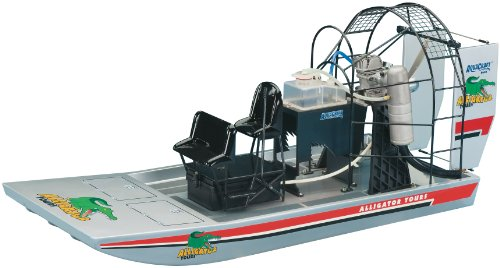 Aquacraft Alligator Tours Rtr Airboat