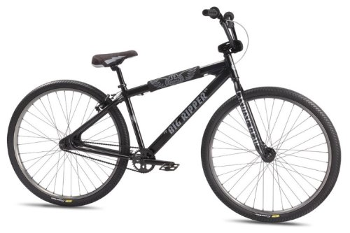 SE Big Ripper BMX Bike Black 29