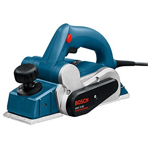 Bosch-Professional-GHO-15-82-600-W-Nennaufnahmeleistung-82-mm-Hobelbreite-0-15-mm-Spandicke-einstellbar-Parallelanschlag-Staubbeutel