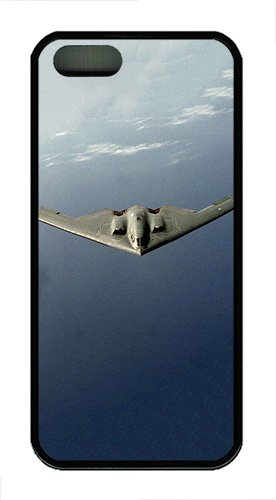 Imartcase Iphone 5S Case, B2 Spirit Us Air Force Durable Case Cover For Apple Iphone 5S/5 Tpu Black
