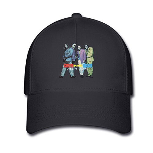 Cuth Color Me Badd Unisex Snapback Caps Adjustable Print Baseball Hats (City Of Muskegon Jobs)