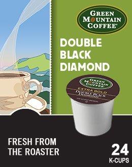 Green Mountain Coffee Double Black Diamond Extra