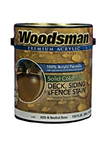 General Paint Amp Manufacturing Ads N Woodsman Solid Color