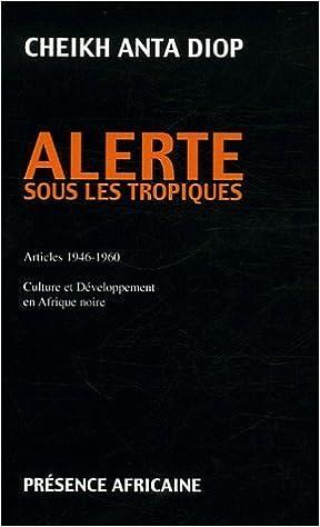 Image du livre 'Alertesouslestropiques'