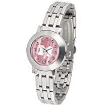 NCAA Michigan Wolverines Ladies Mother of Pearl Dynasty Watch