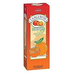 Hem Tangerine Incense Sticks
