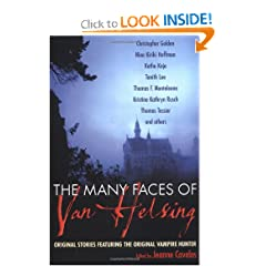 The Many Faces of Van Helsing by Jeanne Cavelos