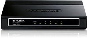 TP-LINK TL-SG1005D 5-Port Gigabit Unmanaged Desktop Switch