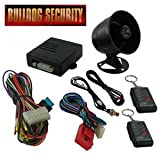 PROFESSIONAL CAR DELUXE 3CH AUTO SECURITY SYSTEM