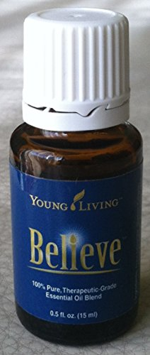 Young Living Essential Oils Believe 5 Milliliter