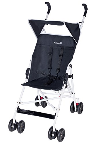 Safety 1st 11827680 Peps Passeggino, Multicolore/Black&White