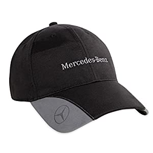 mercedes benz tower nylon baseball cap automotive