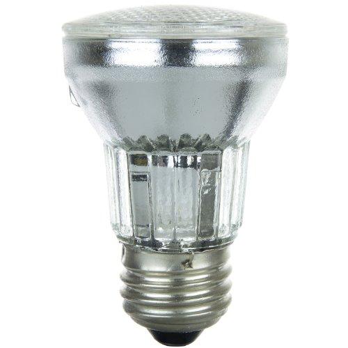 Sunlite 45PAR16/HAL/NFL 45-Watt Halogen PAR16 Reflector Bulb, Clear