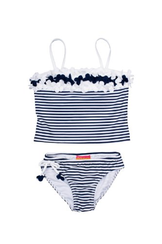 Kate Mack - Seaside Petals Toddler Girl's 2 Piece