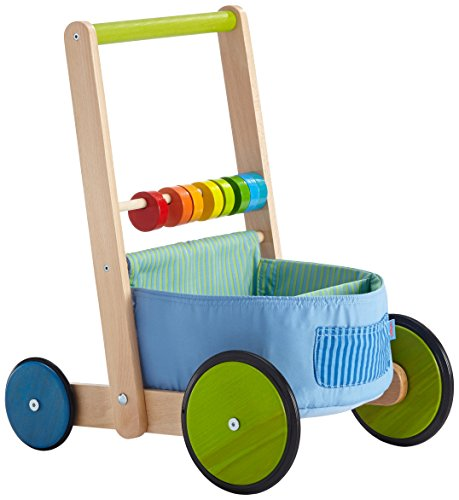 Haba Color Fun Walker Wagon - 1