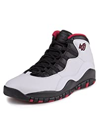 "Nike Mens Air Jordan Retro 10 ""Bobcats"" Basketball Shoes"