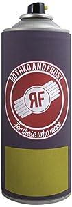 R&F Metallic Cellulose Paint - Gold Top (Vintage) (400ml Aerosol)