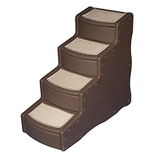 Easy Step IV Pet Stairs - Chocolate