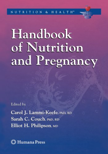Handbook of Nutrition and Pregnancy (Nutrition and Health)