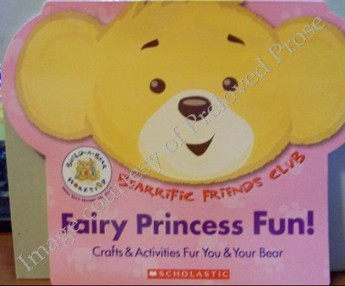 Fairy Princess Fun (Bearific Friends Club)
