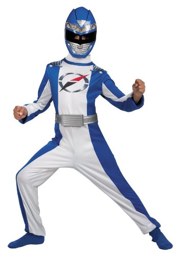Standard Blue Power Ranger Costume