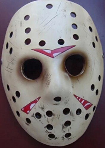 [Helen Ou@halloween Horror Mask Freddy Vs. Jason Vorhees or Cosplay Friday] (Jason Vorhees Masks)