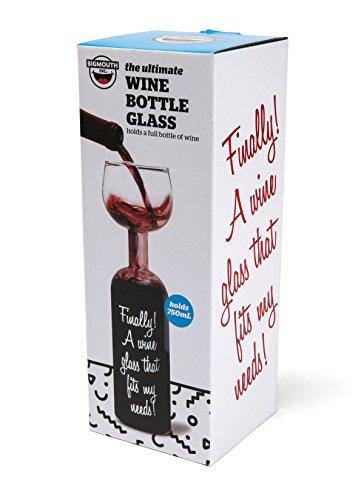 weinflaschen glas 750ml kuriosit ten weinglas riesen weinglas. Black Bedroom Furniture Sets. Home Design Ideas
