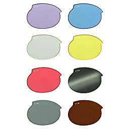 Doggles Pet Dog ILS Extra Small Sunglass Replacement Lens Clear