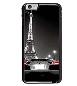 Printvisa Convertible At Eifel Tower Back Case Cover for Apple iPhone 6S Plus