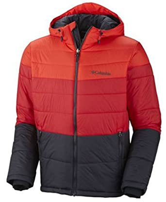Columbia Shimmer Flash II Jacket, Bright Red, XX-Large