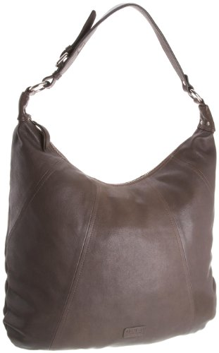O.S.P Womens The Marseille Waxed Nappa Chocolate
