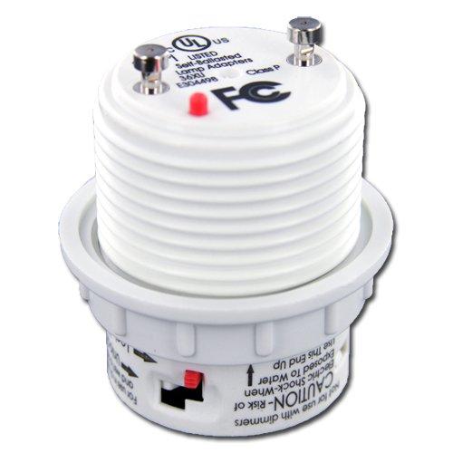 Sun-Lite Q-03AR  13w self ballasted CFL adapter