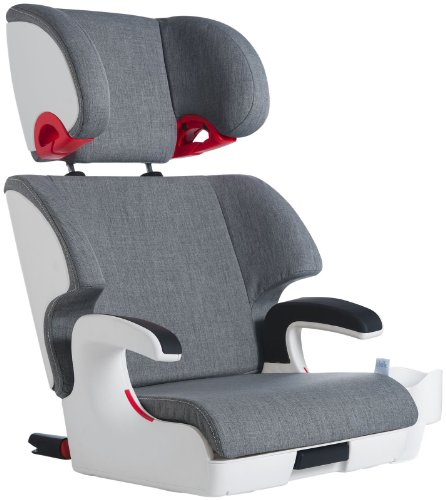 clek oobr booster car seat cloud import it all. Black Bedroom Furniture Sets. Home Design Ideas