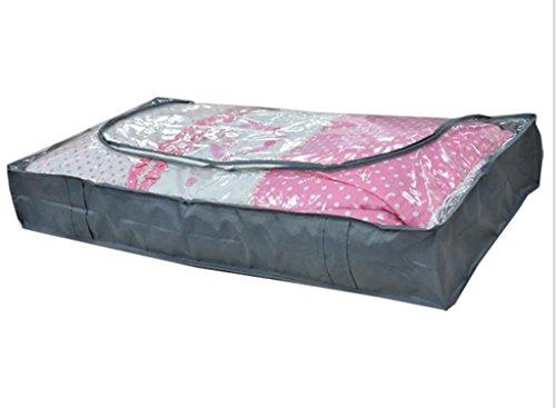 GYMNLJY Oxford tessuto trapunta deposito borsa ispessita casalinghi, articoli Quilt Cover può essere lavato Bags(pack of 2) Quilt , a