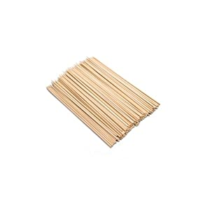 Farberware Classic 8-Inch Bamboo Skewers, 100 Count by Farberware