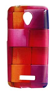 Vcare Shoppe Printed Back case cover for Micromax Canvas Spark Q380