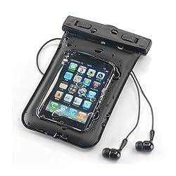 シースルー 防水ケース iPhone iPod iPhone4 IS03 防滴ケース  200-PDA016