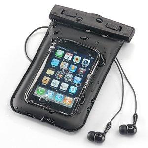 シースルー 防水ケース iPhone iPod iPhone4 iPhone3G 対応 防滴ケース  200-PDA016
