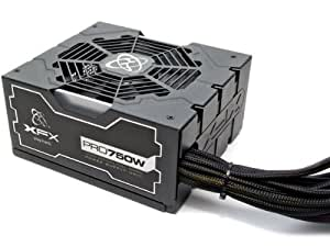 XFX PRO750W Core Edition 80+ Bronze ATX 750 Energy Star Certified Power Supply - P1750SNLB9