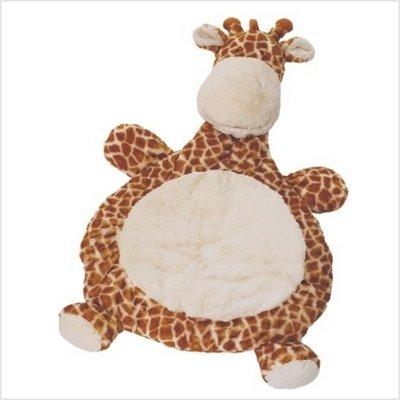 Great Bestever New Giraffe Baby Mat Cuddle Rug Cushion