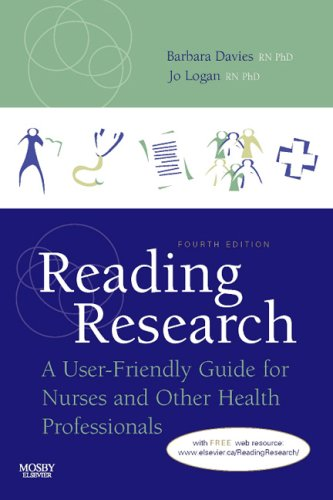 Reading Research: A User-Friendly Guide for Nurses and...
