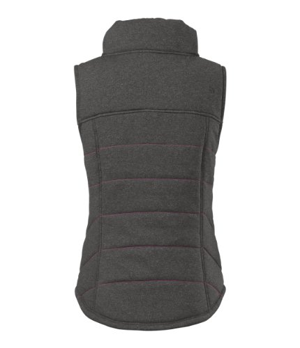 The North Face The North Face Women's Pseudio Puff Vest Medium Charcoal Grey Heather