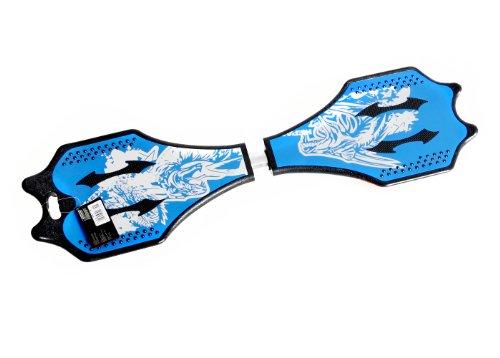 FA Sports Waveboard UrbaniaWave SX, blau, 76x24x2 cm