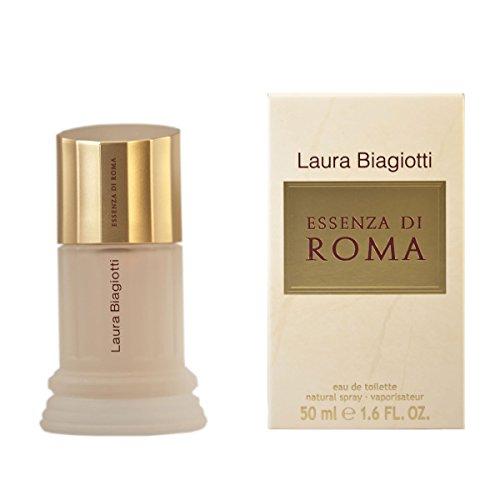 Laura Biagiotti, Essenza di Roma, Eau de Toilette da donna con vaporizzatore, 50 ml