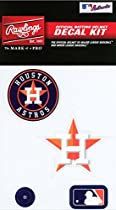 Rawlings Sporting Goods MLBDC Decal Kit, Houston Astros