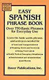 img - for Easy Spanish Phrase Book 3th (third) edition Text Only book / textbook / text book